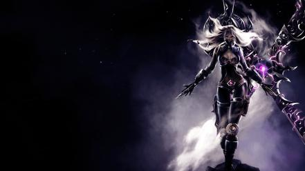 League of legends irelia wallpaper