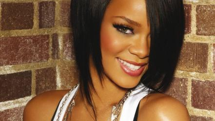 Music rihanna short hair rapper musicians pop stars wallpaper