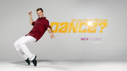 Nick young so you think can dance wallpaper