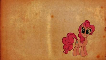 Paper old my little pony pinkie pie Wallpaper