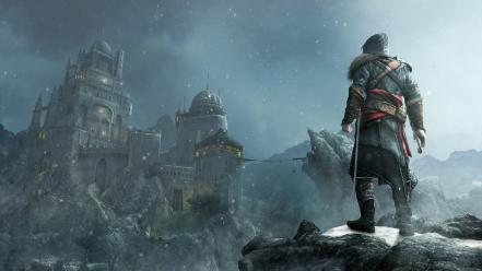 Assassins creed revelations ezio auditore da firenze wallpaper