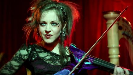 Eyes lindsey stirling violinist lindseystomp wallpaper