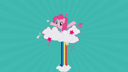 Ponies pinkie pie pony: friendship is magic wallpaper