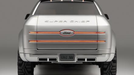 Cars ford concept 2006 250 super chief Wallpaper