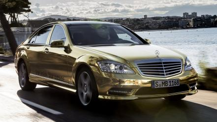 chrome gold car wallpaper - photo #22