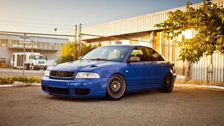 Cars tuned audi s4 modified wallpaper
