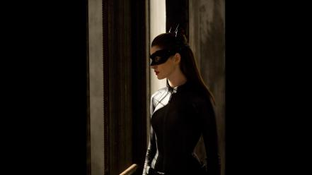 Anne hathaway catwoman batman the dark knight rises wallpaper