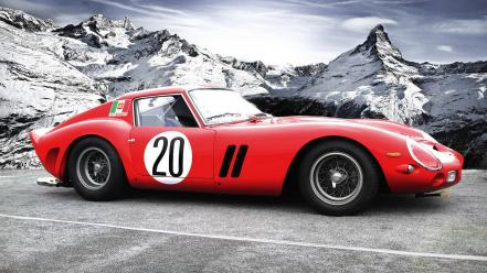 Cars ferrari 250 gto wallpaper