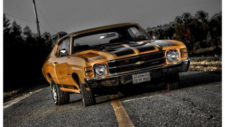 Transports tuning collectors headlights tire tracks meet wallpaper