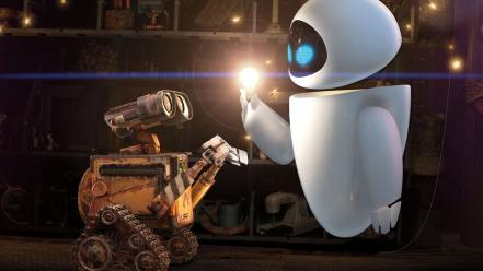 Wall-e animation wallpaper