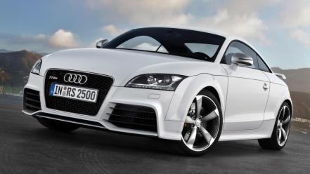 Audi Tt Rs Front wallpaper