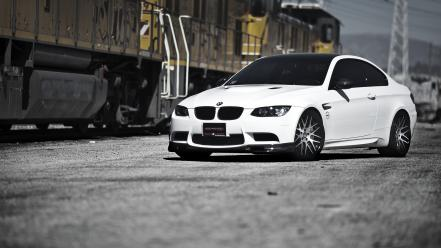 Cars roads bmw m3 rims wallpaper