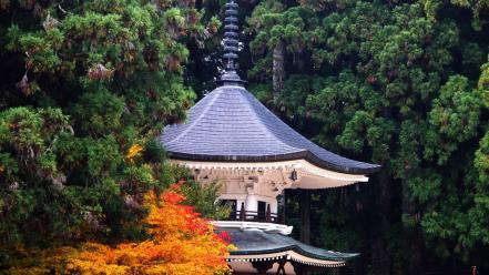 Japan architecture wallpaper