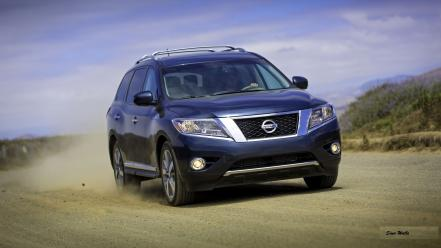 Nissan pathfinder 2012 wallpaper