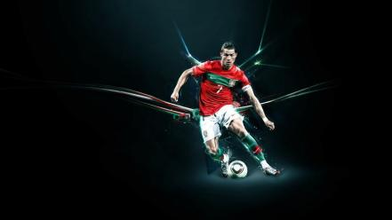 Sports soccer portugal cristiano ronaldo cr7 wallpaper