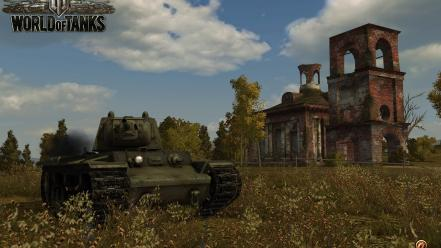 Tanks screenshots wallpaper