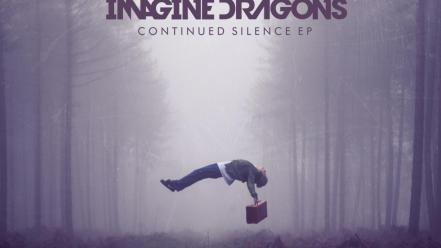 Album covers imagine dragons continued silence Wallpaper ... Imagine Dragons Continued Silence