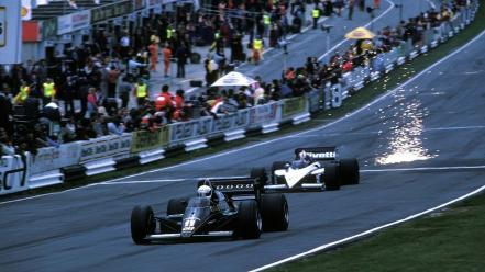 Brands marc 1985 lotus elio de angelis wallpaper