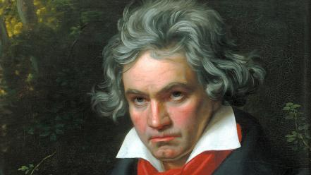 Paintings music beethoven wallpaper