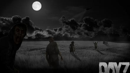 Survival photomanipulation search dayz game sunset light Wallpaper