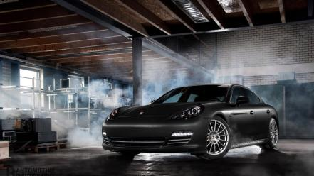 Cars porsche panamera wallpaper
