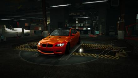 For speed bmw m3 gts garage nfs wallpaper