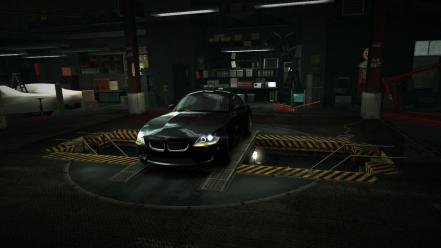For speed bmw z4 coupe garage nfs wallpaper