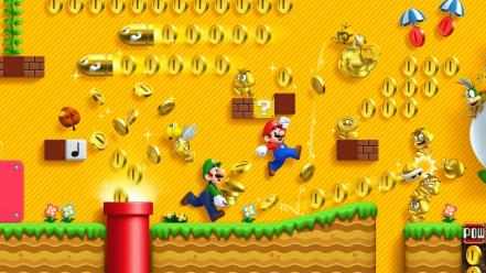 Games mario 3ds new super bros 2 wallpaper
