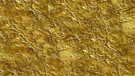 Gold textures wallpaper
