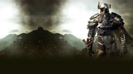Video games the elder scrolls online wallpaper