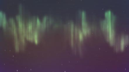 Aurora skies wallpaper
