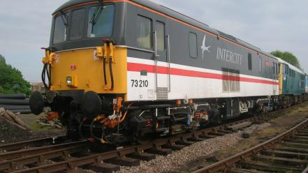 British railways rail diesel class 73 electric wallpaper