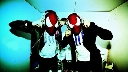 Music the bloody beetroots wallpaper