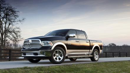 Pick-up trucks dodge ram pickup 1500 wallpaper