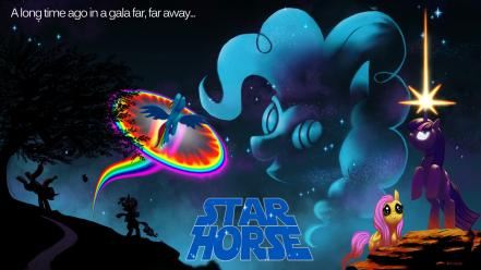 Star wars my little pony wallpaper
