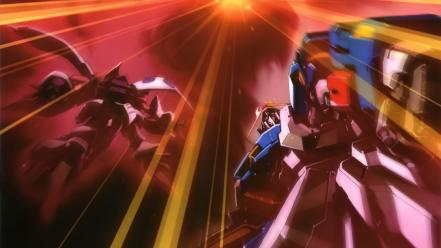 Gundam mecha mobile suit zeta - universal century wallpaper