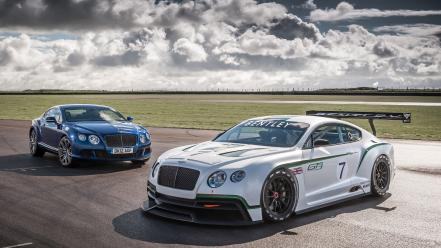 Bentley supercars tuning race tracks skies gt3 wallpaper