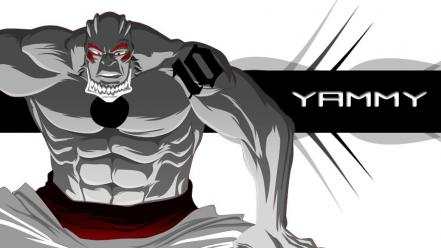 Bleach numbers espada selective coloring yammy wallpaper