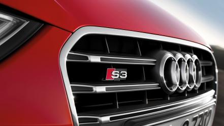 Cars audi front tuning headlights s3 wallpaper