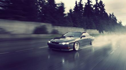 Cars nissan silvia jdm s14 automobiles Wallpaper