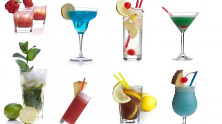 Drinks wallpaper