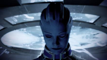 Mass effect 2 liara tsoni wallpaper