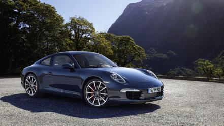 Porsche cars carrera wallpaper