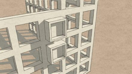 Architecture design sketches sketchup arka wallpaper