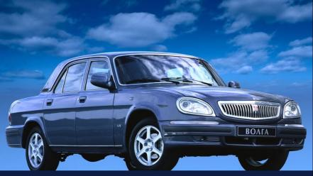 Cars gaz volga auto wallpaper