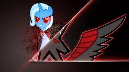 Pony: friendship is magic evil alicorn amulet wallpaper
