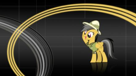 Pony pony: friendship is magic daring do Wallpaper