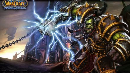 World of warcraft lich king wrath the wallpaper