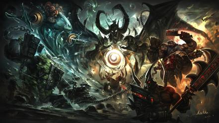 Video games dota Wallpaper