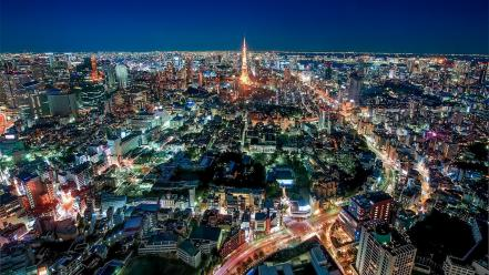 Tokyo cityscapes cities wallpaper